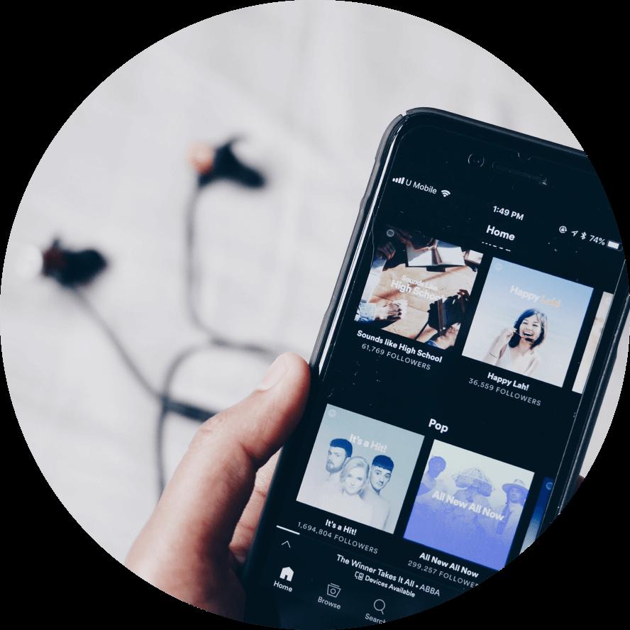 オフラインで動画/音楽を視聴したい